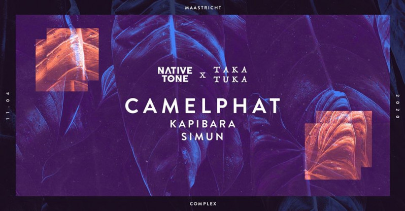 Native Tone x Taka Tuka with Camelphat