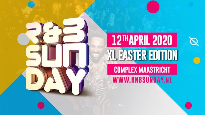 POSTPONED / R&B Sunday XL Easter Special