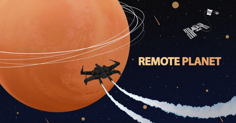Remote Planet invites Konstrukt