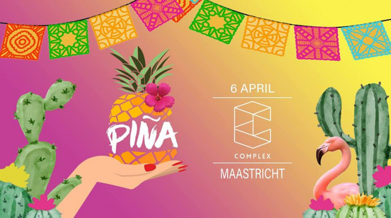 PIÑA - Maastricht (SOLD-OUT)